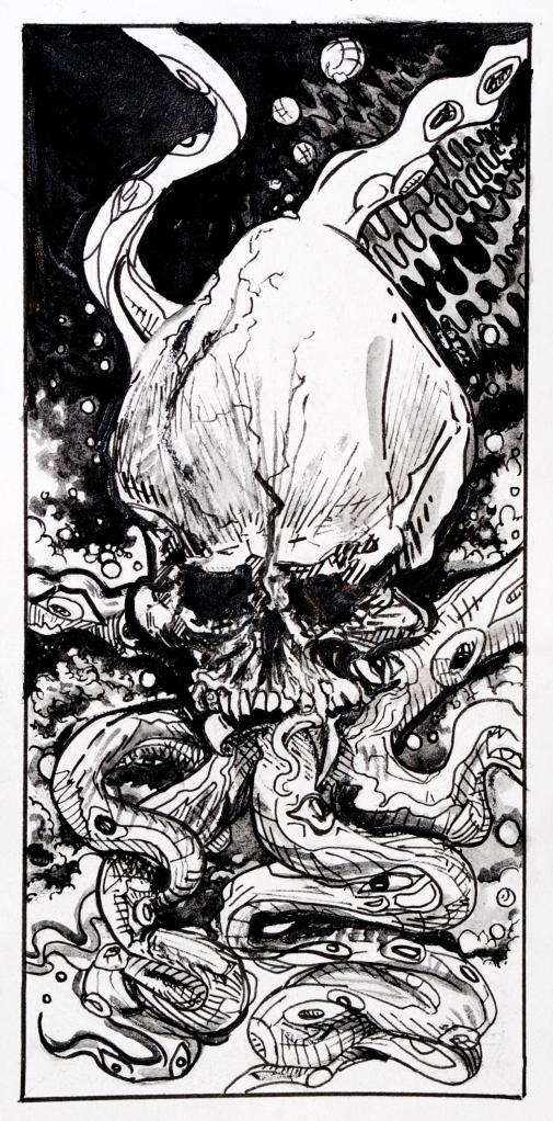 Octo Skull 2